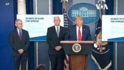 特朗普談新冠疫情:未來兩週將非常艱難