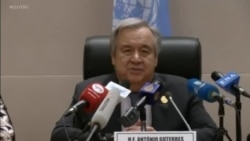 UN Chief Says Africa Has Made Strides to Resolve and Avoid Conflict