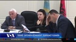 Zgjedhjet ne Shqiperi - shtohen vezhguesit