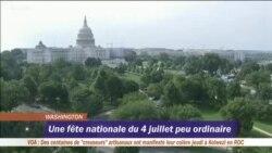 Une fête nationale américaine du 4 juillet peu ordinaire