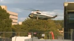 Donald Trump Leaving Hospital on Monday