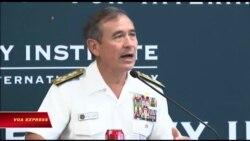 'Mỹ sẵn sàng đối đầu với Bắc Kinh tại Biển Đông'