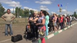Crisis humanitaria en Donetsk, Ucrania