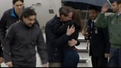 Three Journalists Kidnapped in Syria Return to Spain