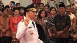 Presiden Jokowi Lantik Ahok Jadi Gubernur DKI Jakarta