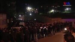 ABD'nin İstanbul Başkonsolosluğu Önünde Kudüs Protestosu