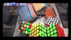 Khối Rubik kỷ niệm 40 năm ra đời với một cuộc triển lãm