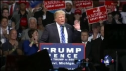 焦点对话:争议丑闻不断,美国新总统有危机?