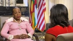Centrafrique : Catherine Samba-Panza satisfaite de sa Transition