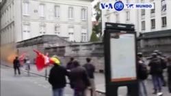 Manchetes Mundo 5 Setembro 2016: Protestos laborais em França, acidente no Paquistão