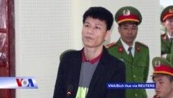 Việt Nam y án nhà hoạt động Nguyễn Văn Oai