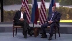 بحران سوریه، موضوع اصلی گفت و گوی پوتین و اوباما در حاشیه سازمان ملل