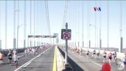 Atletas se preparan para maratón de Nueva York