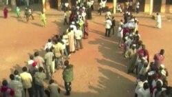 Les Centrafricains ont répondu à l'appel au vote
