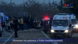 Polise Üniversite Kampüsünde Saldırı