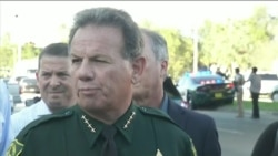 Florida Sheriff Discusses Shooter's Age, Weapons