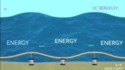 Okyanus Dalgalarından Elektrik Üretimi