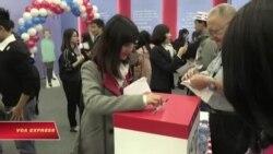 Cơn 'sốt' bầu cử Mỹ ở Việt Nam