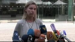 فدریکا موگرینی: مذاکرات تا دو یا سه روز آینده ادامه پیدا میکند
