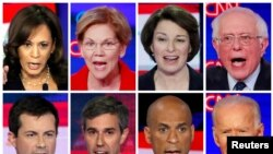 ۱۲ نامزد دموکرات سه شنبه شب در ایالت اوهایو مناظره میکنند.