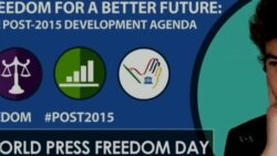 Experts Say Strong Media Essential to Functioning Governments