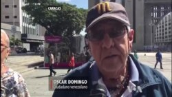 Ciudadanos en Caracas opinan sobre caso Ramírez