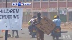 VOA60 AFIRKA: Har Yanzu a Kenya Ana Jiran Sakamakon Zaben Shugaban Kasa Da Akayi