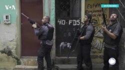 Бойня в фавелах Рио-де-Жанейро