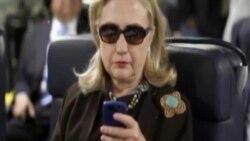 Hillary Clinton koristila osobnu e-mail adresu za službene poslove