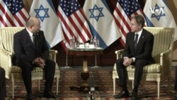美國以色列領導人將舉行首次白宮會談