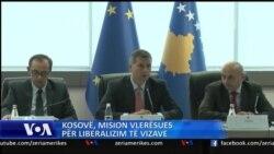 Kosovë, mision vlerësues për Liberalizim të Vizave