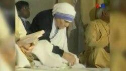 Madre Teresa, a canonização