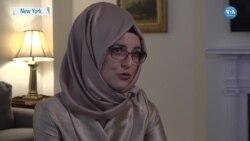 Öldürülen Suudi Gazeteci Kaşıkçı'nın Nişanlısı Uluslararası Topluma Tepkili