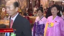 Nam-Bắc Triều Tiên tổ chức đoàn tụ gia đình