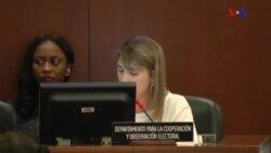 Sesión extraordinaria del Consejo Permanente de la OEA