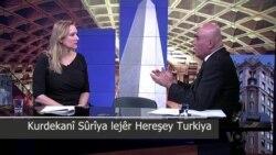 چاوی واشنتۆن: کوردی سوریا لەژێر مەترسییەکانی تورکیادا