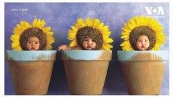 Фотографиня створила успішний Інстраграм-проект, із зворушливими портретами малюків з 80 країн світу. Відео