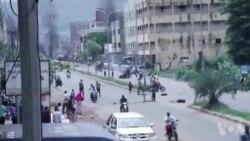 Manifestation de soutien à Rasbath à Bamako (vidéo)