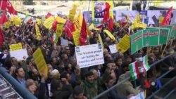 У столиці Ірану пройшла масова анти-американська демонстрація протесту. Відео