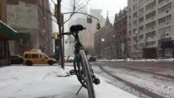 Marzo llega con nieve