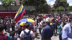 Oposición venezolana pide ayuda a la ONU