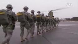 US Troops in Europe