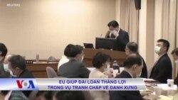 EU giúp Đài Loan thắng lợi trong vụ tranh chấp về danh xưng