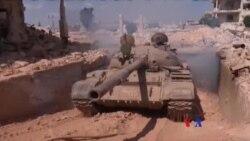 敘利亞反政府叛軍抱怨停火毫無意義