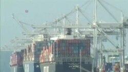 美國西岸碼頭工人與資方達成新勞工合同