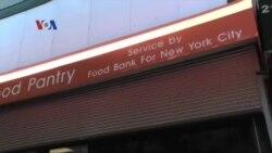 Donasi Makanan Bagi Warga New York