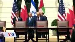 U Bijeloj kući potpisan sporazum Abraham