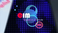 English in a Minute: Got up on the Wrong Side of the Bed