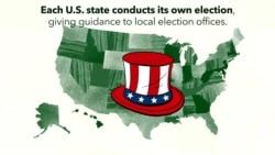 Explainer US Voting Process