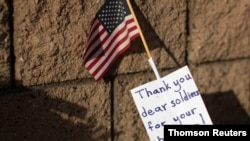 ہلاک ہونے والے ایک امریکی اہلکار کے والد نے 11 ستمبر 2001 کے حملوں کی طرف اشارہ کرتے ہوئے کہا کہ وہ (کریم نیکوئی) اسی برس پیدا ہوا تھا جب یہ سب شروع ہوا تھا اور اسی برس اس کی زندگی ختم ہوئی جب جنگ ختم ہو رہی ہے۔